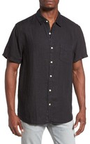 Lucky Brand Men's Ballona Linen Shirt