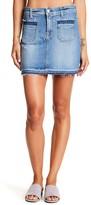 Seven7 Pocket Mini Skirt