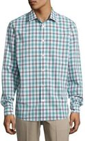 Michael Kors Plaid Sportshirt
