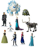 Disney Frozen Deluxe Figure Play Set
