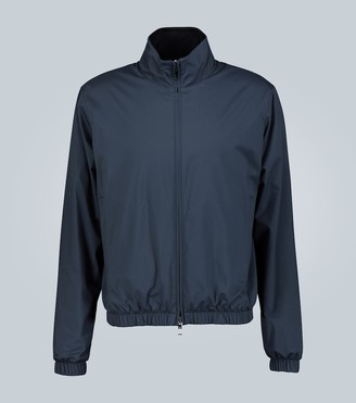 Loro Piana Windmate bomber jacket