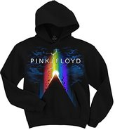 Liquid Blue Men's Pink Floyd Pyramid Power Hooded Sweatshirt