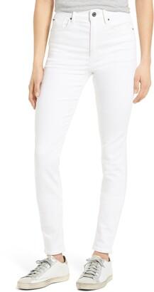 G Star Kafey High Waist Skinny Jeans