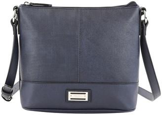 Cellini CSQ401 Wanda Zip Top Crossbody Bag