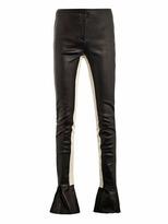 Acne Best Jockey leather trousers