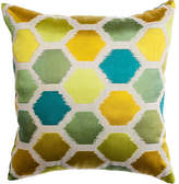 Home Outfitters Ikat-Print Pillow