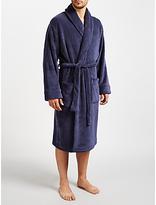 John Lewis Sheared Fleece Robe
