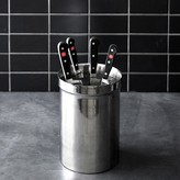 Williams-Sonoma Williams Sonoma Stainless-Steel Knife Holder with Kapoosh® Insert