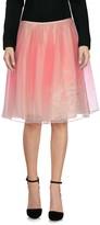 Giorgio Armani Knee length skirts - Item 35345020