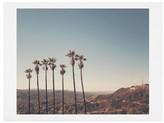 DENY Designs Hollywood Hills Art Print