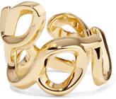 Chloé Love Gold-tone Ring