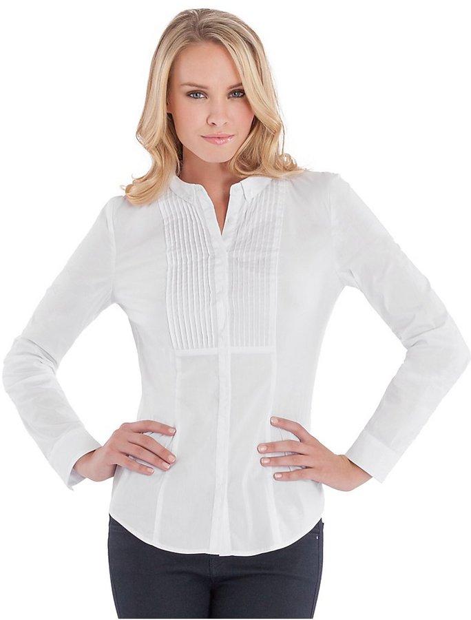GUESS Fabiana Long-Sleeve Shirt
