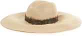 FILÙ HATS Mauritius D2 hemp-straw hat