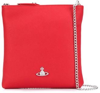 Vivienne Westwood Victoria chain-strap crossbody bag