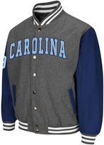 Colosseum North Carolina Tarheels Men's Class Letterman ll Jacket
