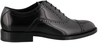 Jimmy Choo Falcon Brogue Oxford Shoes