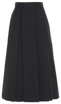 The Row Kanu cotton skirt