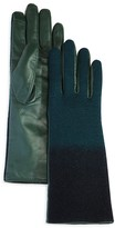 Echo Ombré Leather Tech Gloves