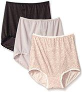 Bali Women's Skimp Skamp Brief Panties (3-Pack)
