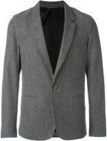 Lanvin woven blazer - men - Cotton/Viscose - 48