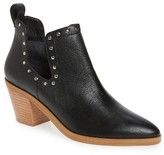 Rebecca Minkoff Women's Lana Studded Split Shaft Bootie
