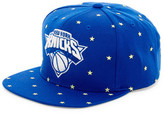 Mitchell & Ness Knicks Starry Night Glow-in-the-Dark Snapback