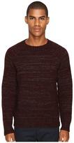 Vince Yak Wool Marl Crew Men's Sweater