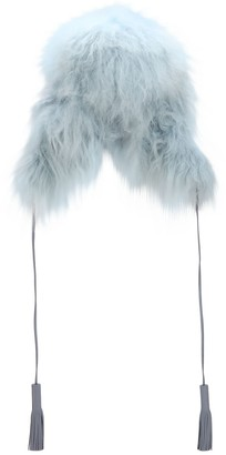 Sonia Rykiel Chapka Long Fur Hat