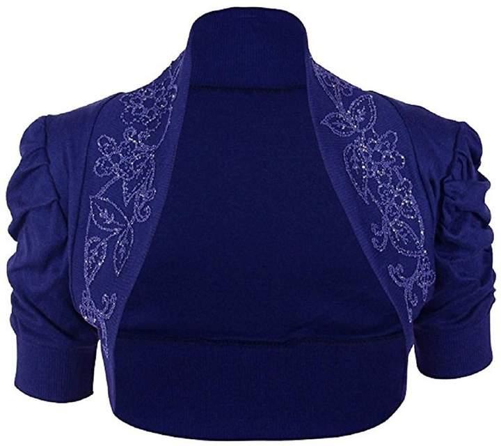 67595bfc20 Women's Navy Blue Shrug - ShopStyle Canada