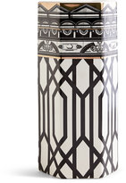 Marks and Spencer Hexagonal Decal Vase