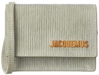 Jacquemus Suede Shoulder Bag
