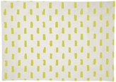 Pehr Designs Bloc Placemat-Yellow