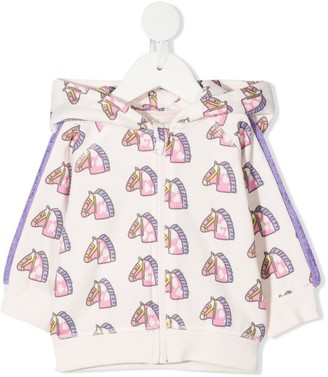 Stella Mccartney Kids Horse Print Jacket