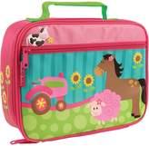 Stephen Joseph Farm Pink Classic Lunch Box
