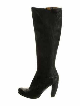 Coclico Leather Boots Black