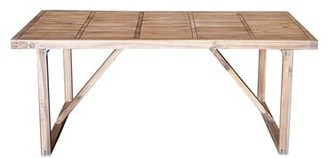 A&B Home Bayside Retreat Outdoor Dining Table