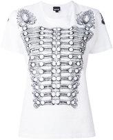 Just Cavalli - t-shirt imprimé -