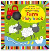 """Bed Bath & Beyond """"Baby's Very First Touchy-Feely Farm"""" Playbook by Stella Baggott"""
