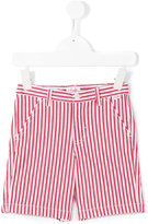 Il Gufo striped shorts - kids - Cotton/Spandex/Elastane - 2 yrs