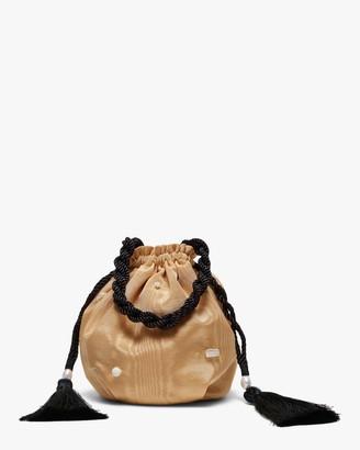 Lizzie Fortunato Mini Gala Freshwater Pearl Wristlet