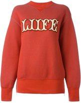 Sacai Life sweatshirt