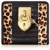 Juicy Couture Robertson Haircalf Mini Small French Purse