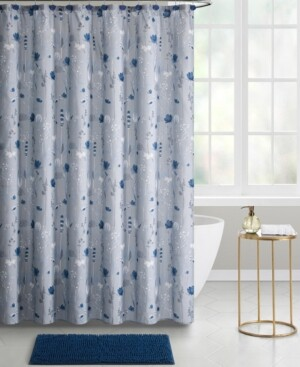Seventh Studio Begonia 14-Piece Shower Curtain Bath Set Bedding