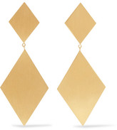 Marie Helene De Taillac Marie-Hélène de Taillac - 22-karat Gold Earrings - one size