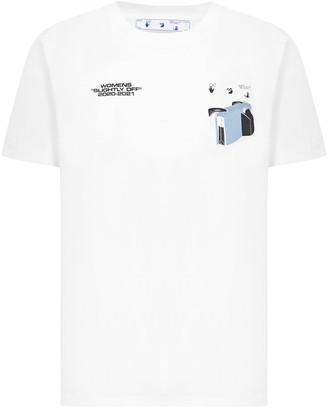 Off-White Car S/s T-shirt