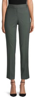 Theory Stretch-Wool Trousers