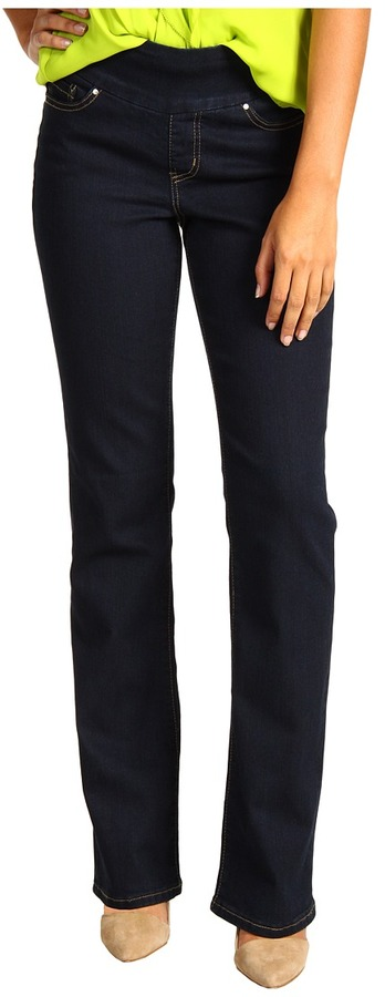 Jag Jeans Paley Pull-On Narrow Boot in After Midnight (After Midnight) - Apparel