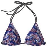 Converse One Star® Women's Paisley Tankini Swim Top - Blue