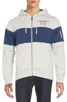Gant Wide-Stripe Hoodie Sweartshirt