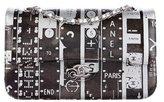 Chanel Fall 2016 Rock In Rome Film Flap Bag